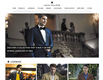 Louis Philippe website