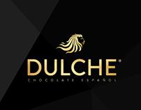 Dulche Chocolate Logo Design