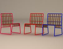 Mimikri Chair