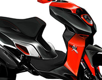 concept scooter
