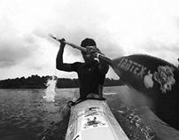 Team Singapore Canoeist Tay Zi Qiang