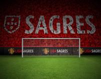 Sagres Website