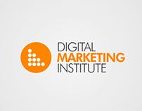 Digital Marketing Institute 2D/3D logo animation