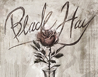 Black Hay - 'Romantic Music for Perverts' album artwork