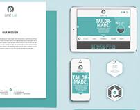 EVENTLAB - BRAND IDENTITY & WEB DESIGN