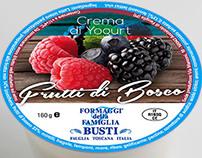 Yogurt - Caseificio Busti