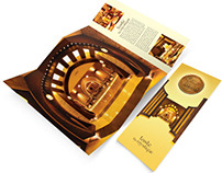The Spice Route Restaurant Brochure