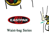 Bag concepts for Eastpack contest