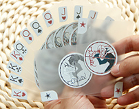 Playing cards Design for 2013