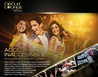 Johnnie Walker Kuala Lumpur Circuit Lounge FB App