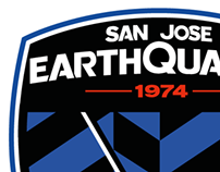 San Jose Earthquakes Logo Redesign