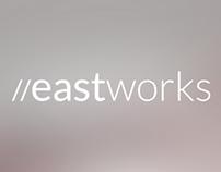 Responsive Web Design for eastworks.