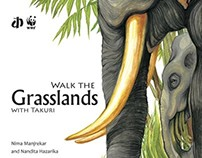 Walk the Grasslands with Takuri | KATHA | 2010