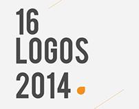 16 Logos - Édition 2014.