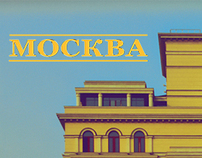 Postcards from Moscow