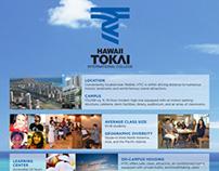 Hawaii Tokai International College - Brochure