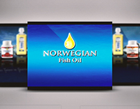 Norwegian Fish Oil   Spot