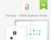 My-Apps — Mobile Application Builder