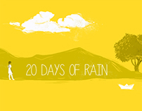 20 Days of Rain - Titles