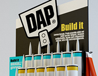 Display Exhibitor & End Cap DAP