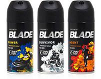 BLADE Deodorant Spray