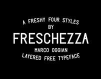Freschezza Typeface - Free Font