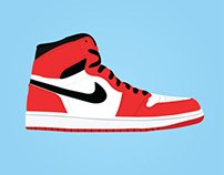 Nike Air Jordan - Retro 1 Collection