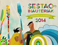 Cartel de carnavales_SESTAO_2014