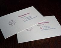 Cartão de Visita - Débora Ramalho