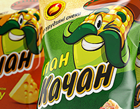 Pan Kachan. Packaging