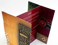 BROCHURE DESIGN for design manifesto