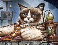 Catz! Art Show