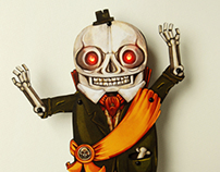 Mayor Spooky Boo