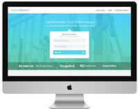 Landlordrepaies , Builders finder website Ui