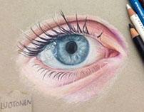 Giveaway Winner Eye