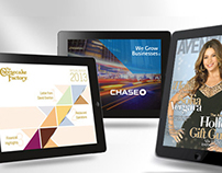 Digital Publishing - Annual Reports