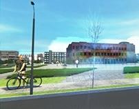 Izhevsk City Administration Architect Plan