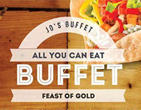 Branding For Jo's Buffet