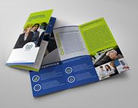 Corporate Business Tri-Fold Brochure Vol.5