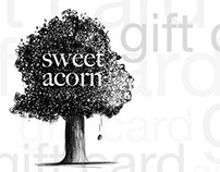 Sweet Acorn logo