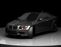 BMW - with Render Passes