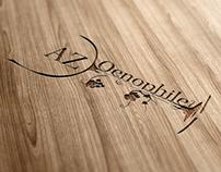 AZ Oenophile Logo Design