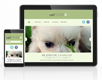 """vetPATRI"" website"