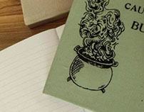 Screen Printed Books