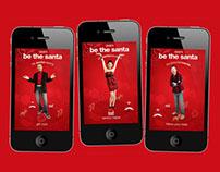 Be the Santa iAd