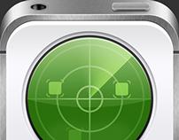 «AppRadar» icon