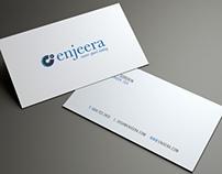 enjeera - career speed dating   branding