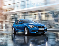 BMW 1 Series Campaign