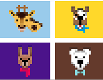 Pixelanimals