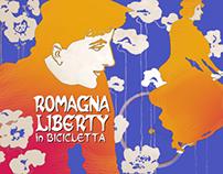 Itinerario Romagna Liberty in bicicletta